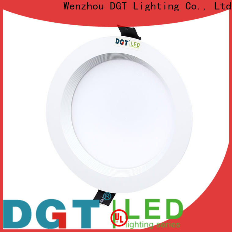 DGT Lighting sturdy down lights wholesale for spa