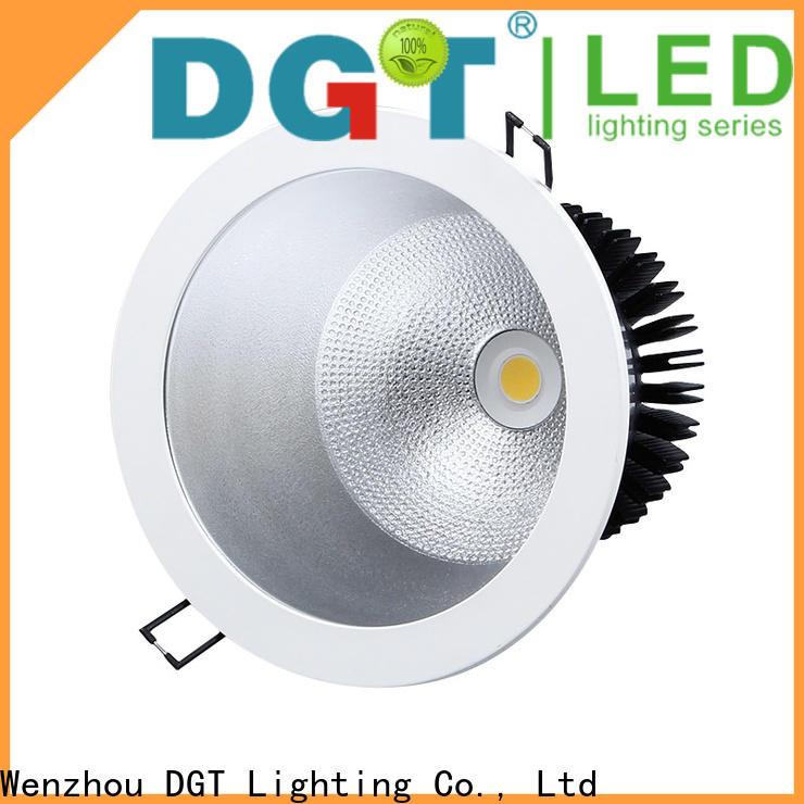 DGT Lighting waterproof down light fixtures wholesale for househlod