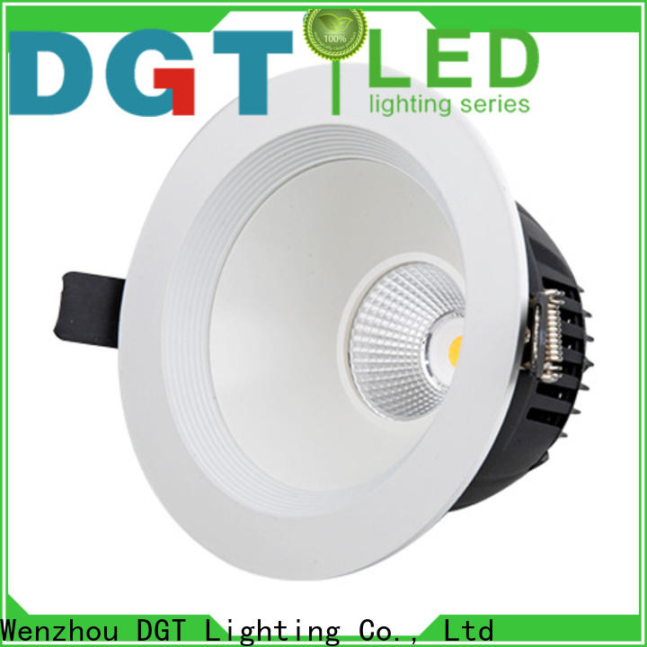 DGT Lighting high quality led downlight wholesale for househlod