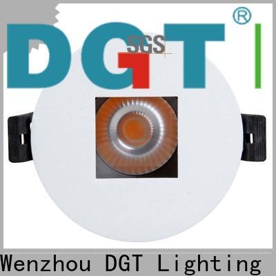 DGT Lighting approved spot downlight design for club