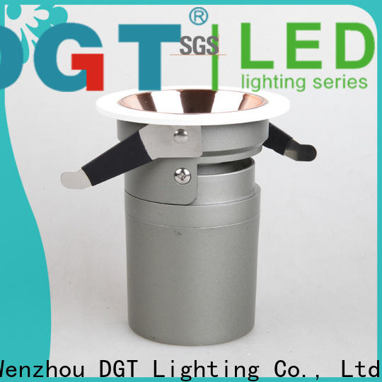 DGT Lighting elegant spot downlight design for club