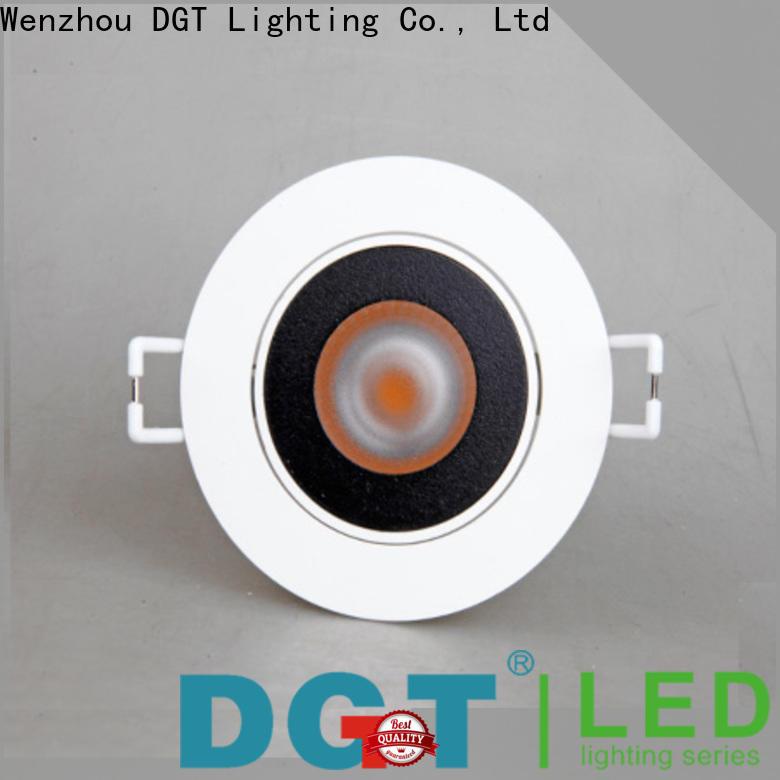 DGT Lighting excellent spotlight supplier design for indoor