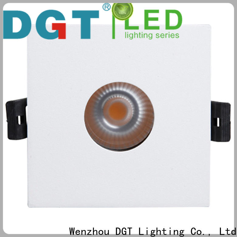 DGT Lighting ceiling spot lights with good price for commercial