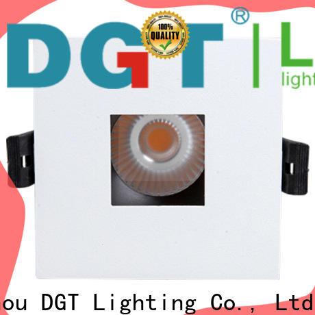 DGT Lighting firstclass white spotlights with good price for bar