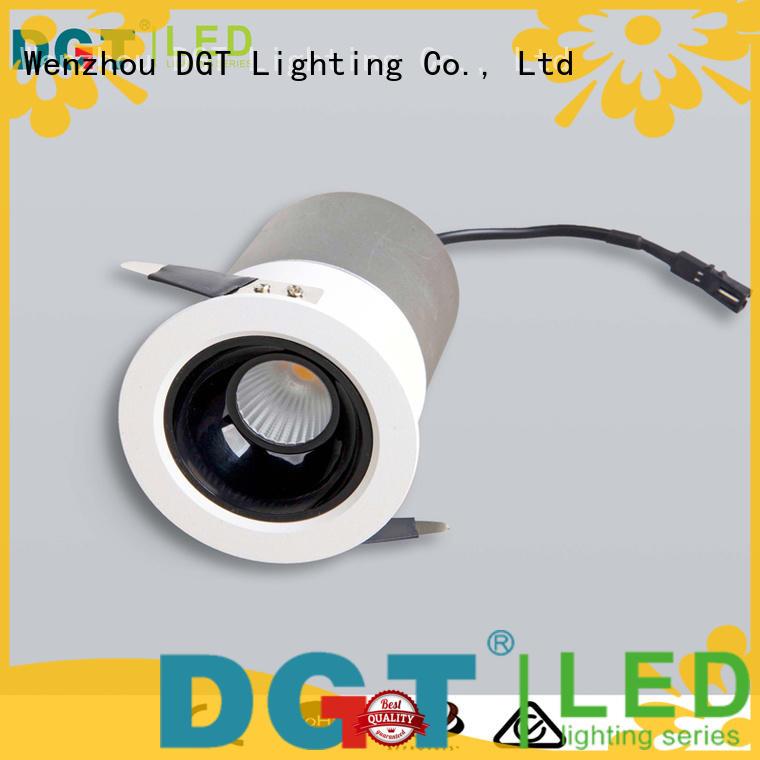 DGT Lighting firstclass recessed spotlights inquire now for bar