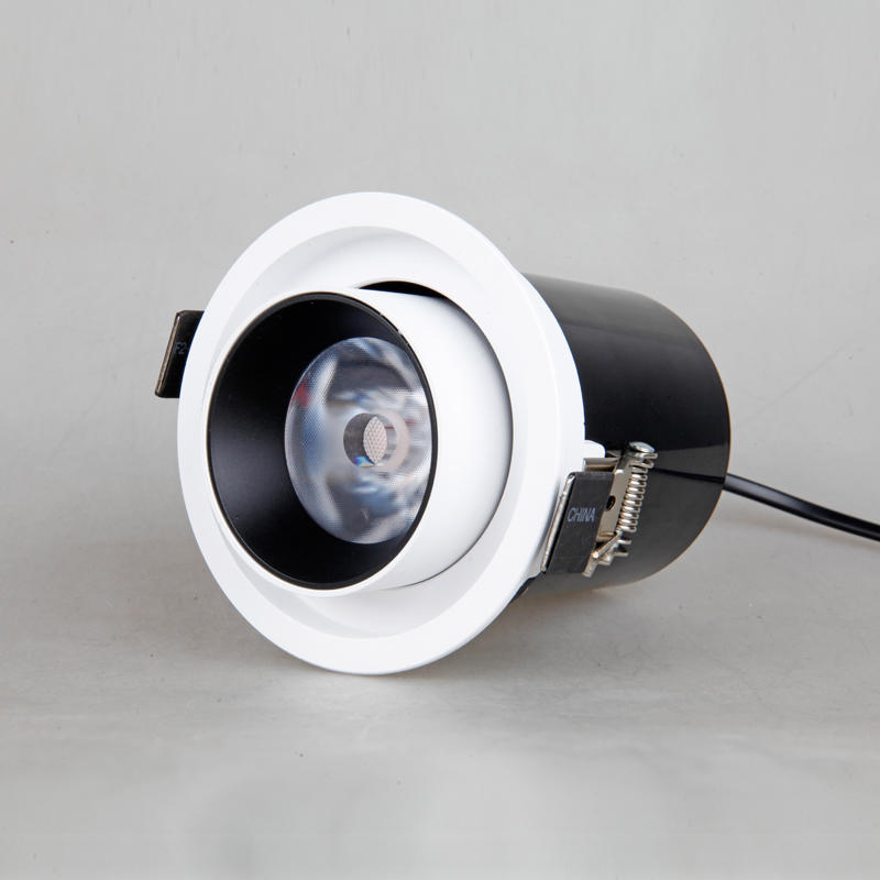 MQ-1807 Recessed LED Spotlight