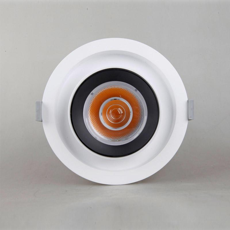 MQ-1809 ripple-free anti-glare recessed LED spotlight