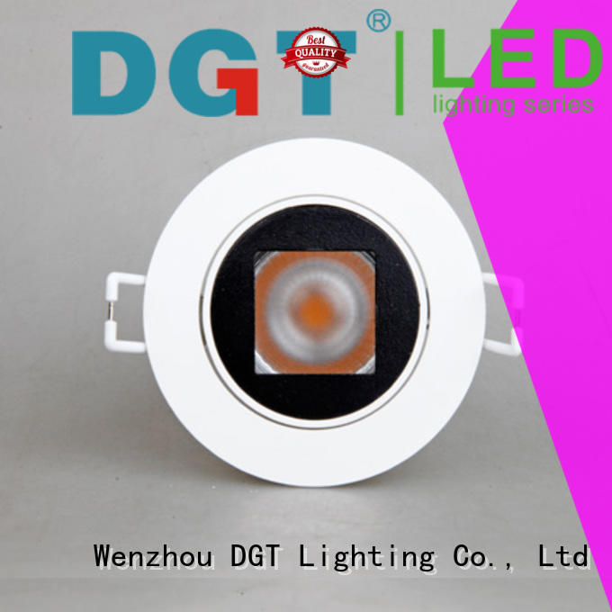 DGT Lighting recessed spotlights factory for club