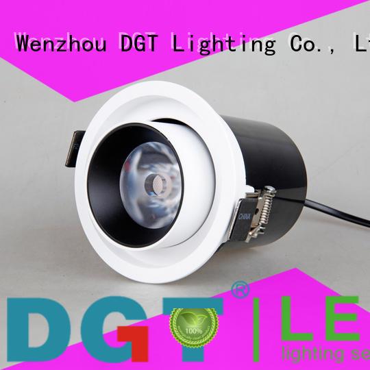 DGT Lighting approved spotlight light design for bar
