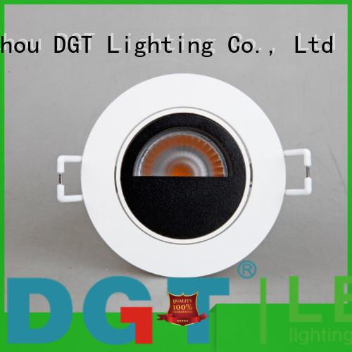 DGT Lighting approved ceiling spotlight fixture for indoor