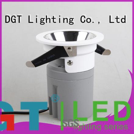 DGT Lighting commercial spotlight factory for commercial