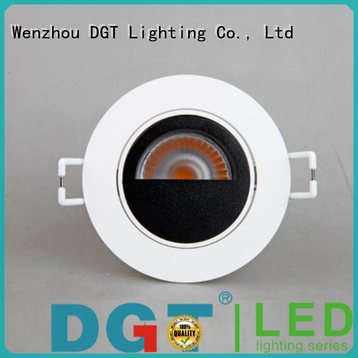 DGT Lighting white spotlights with good price for commercial
