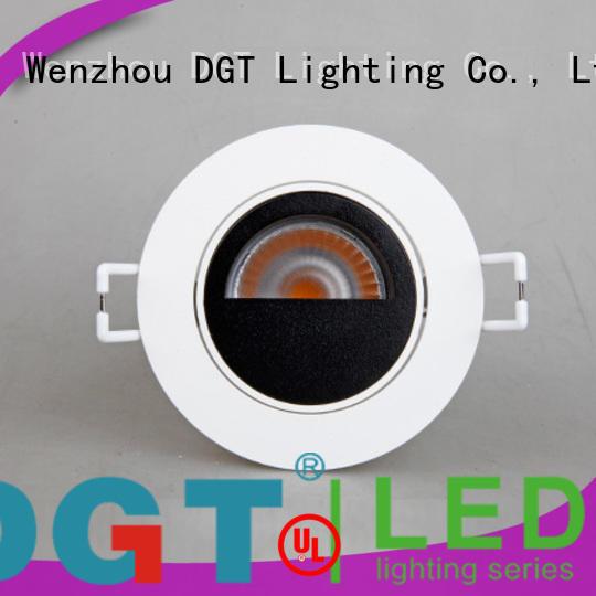 DGT Lighting led spots 240v design for commercial