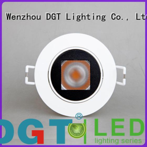 DGT Lighting firstclass recessed spotlights factory for indoor
