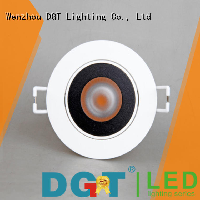 DGT Lighting excellent spot downlight design for commercial