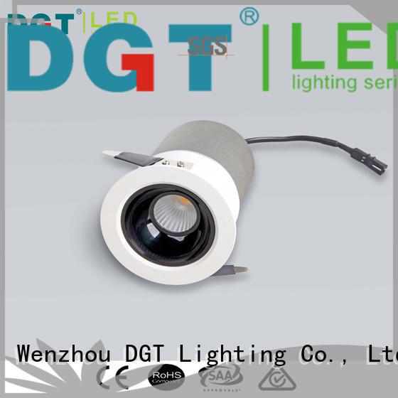 DGT Lighting spotlight supplier factory for commercial