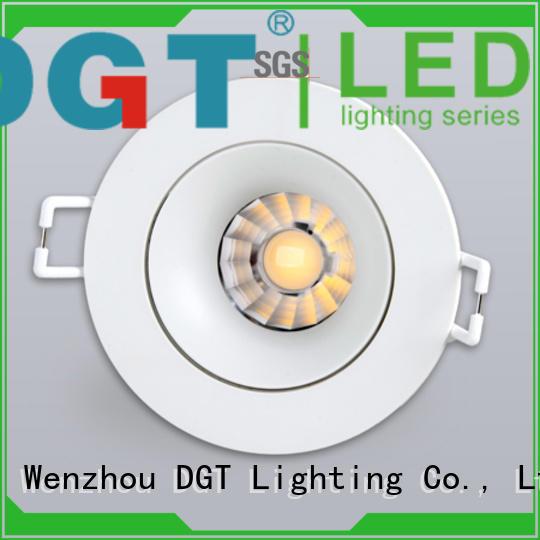 DGT Lighting interior spotlights factory for commercial