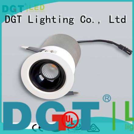 DGT Lighting spotlight lighting design for commercial