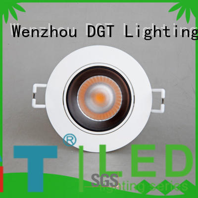 DGT Lighting efficient indoor spotlight design for club