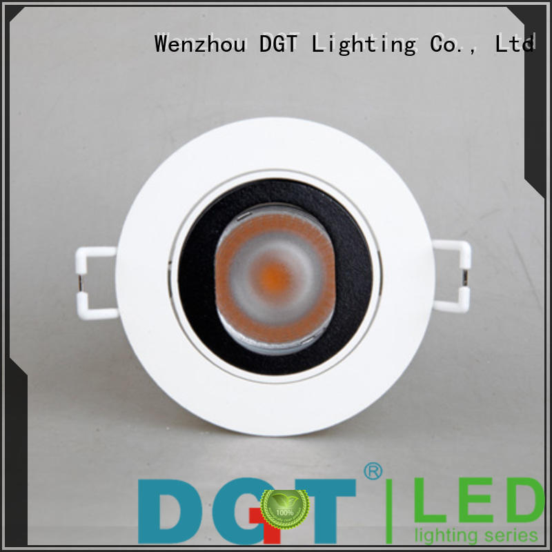 DGT Lighting indoor led spotlight with good price for indoor